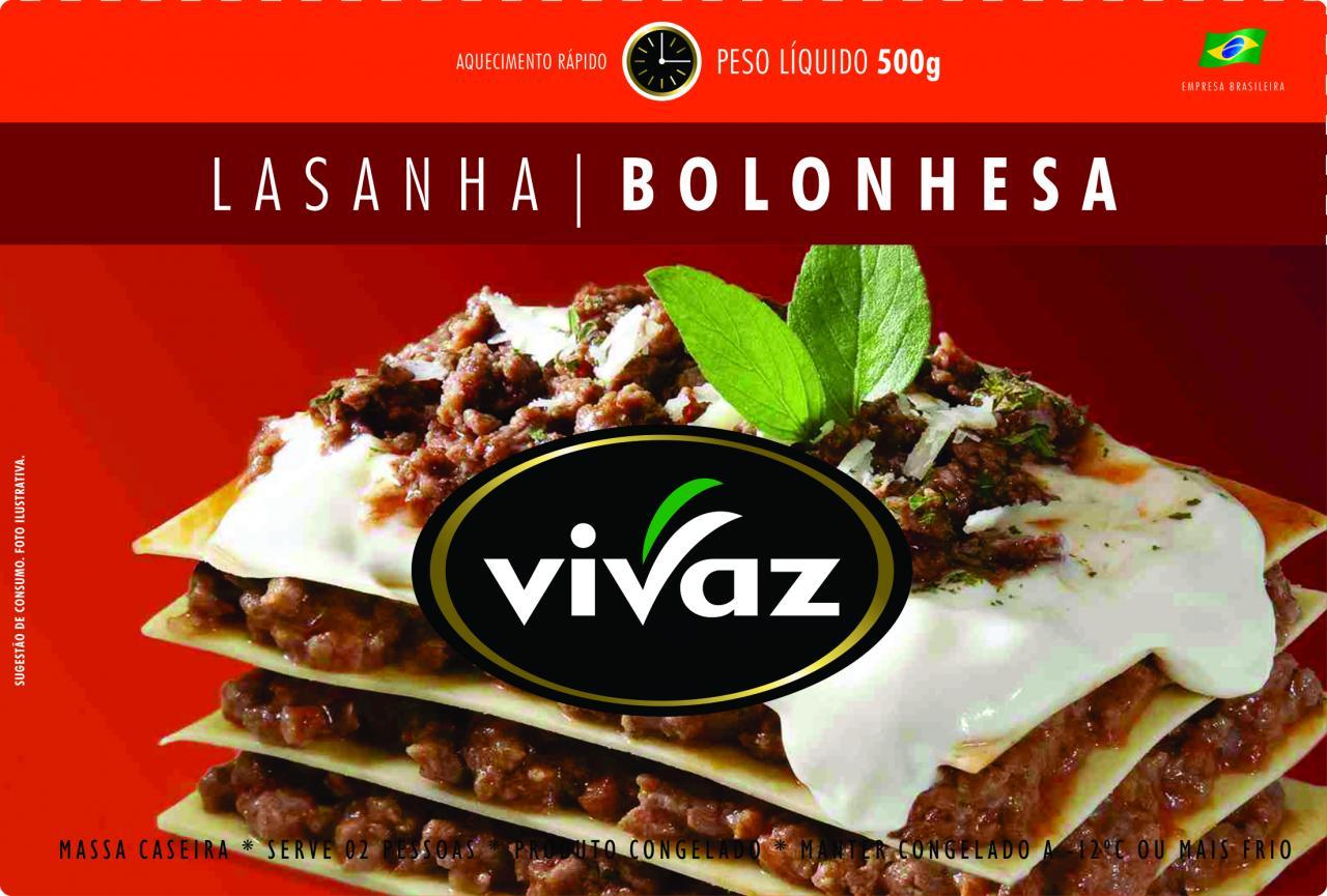 Lasanha Bolonhesa VIVAZ